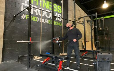 Newcastle gym looking forward to reopening backed by environmental hygiene programme